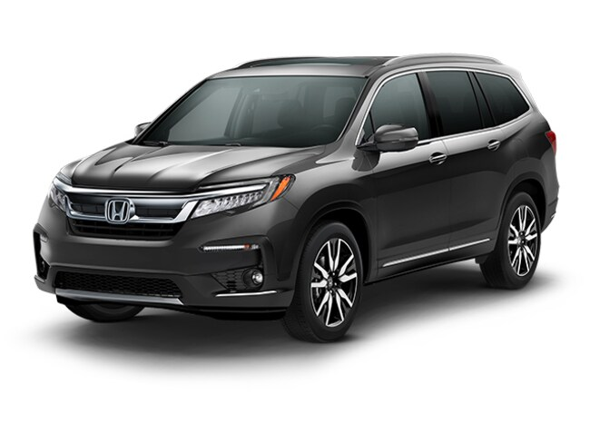 New Honda 2019 Honda Pilot Touring 8-Passenger SUV for sale near you in Wilsonville, OR