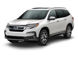 2019 Honda Pilot Touring 8-Passenger AWD