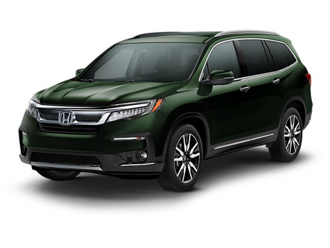 2019 Honda Pilot Touring 8-Passenger Touring 8-Passenger 2WD