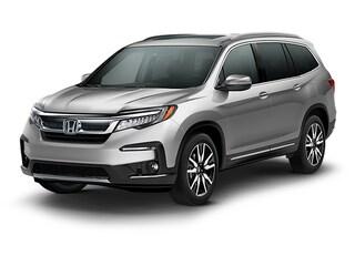 New 2019 Honda Pilot Touring 8-Passenger FWD SUV 00H91276 for sale near San Antonio, TX