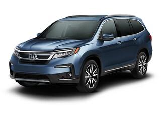 New 2019 Honda Pilot Touring 7-Passenger FWD SUV Houston, TX