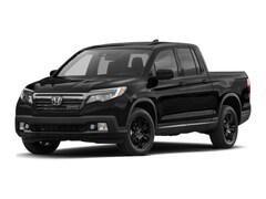 New 2019 Honda Ridgeline Black Edition AWD Truck Crew Cab in Medina, OH