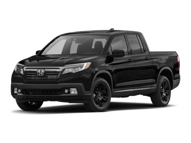New 2019 Honda Ridgeline Black Edition AWD Truck Crew Cab for sale in Charlottesville