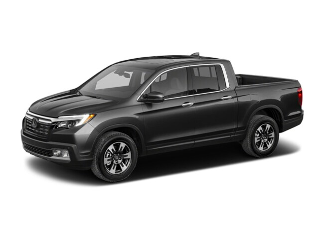 New 2019 Honda Ridgeline RTL-E AWD Truck Crew Cab for sale in Woodstock, GA at Hennessy Honda