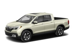 New 2019 Honda Ridgeline RTL-E AWD Truck Crew Cab 19009 for Sale in Springfield, IL, at Honda of Illinois