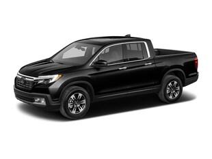 2019 Honda Ridgeline RTL-T AWD Truck Crew Cab
