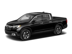 New 2019 Honda Ridgeline RTL AWD Truck Crew Cab 290371H for Sale in Westport, CT, at Honda of Westport