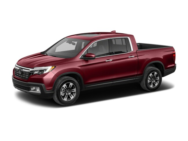New 2019 Honda Ridgeline RTL AWD Truck Crew Cab near Honolulu