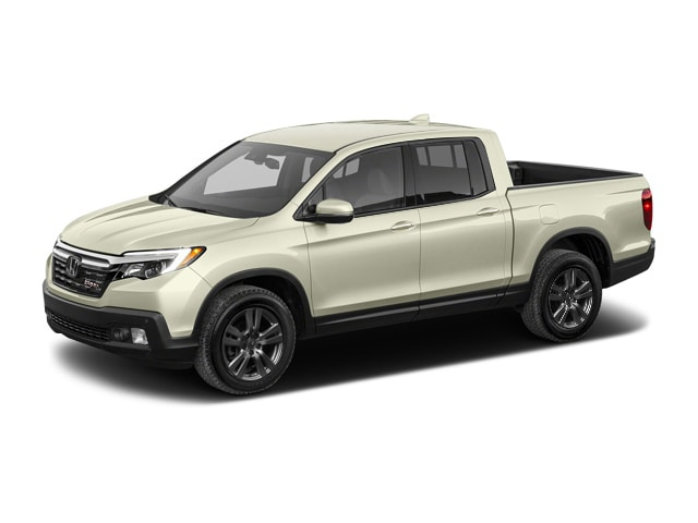 Honda Ridgeline Suspension