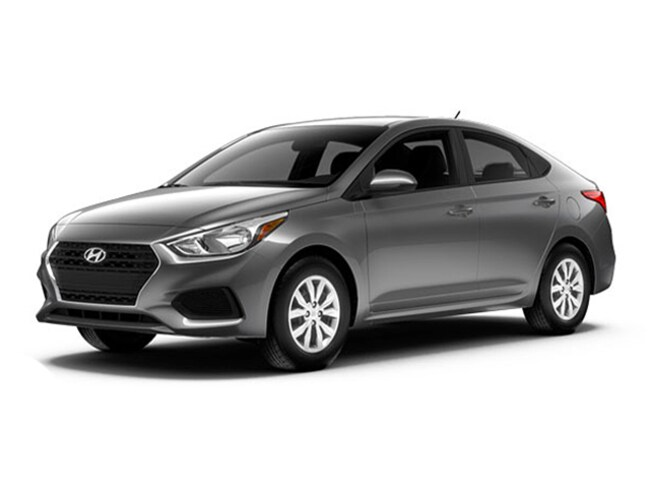 New 2019 Hyundai Accent SE Sedan Danbury, CT