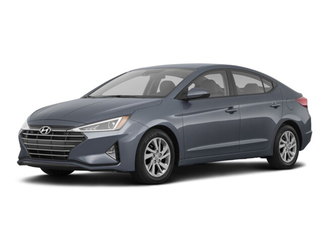 New 2019 Hyundai Elantra SE Sedan in Brownsville