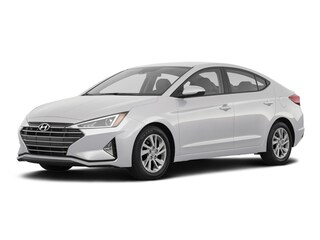 New 2019 Hyundai Elantra Sedan North Attleboro Massachusetts