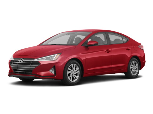New 2019 Hyundai Elantra SE Sedan Indiana, PA