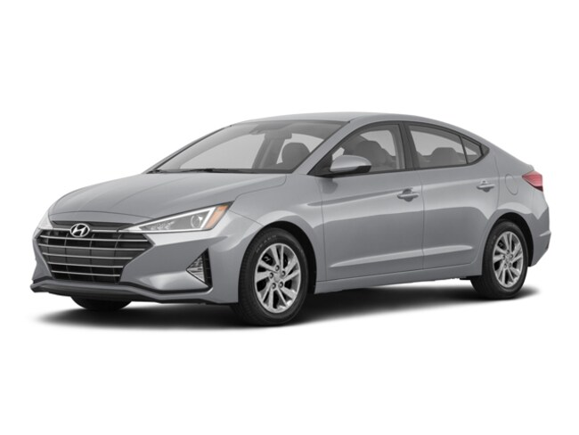 New 2019 Hyundai Elantra SE Sedan in Meriden