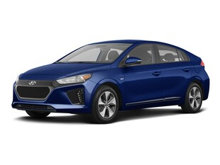 2019 Hyundai Ioniq Electric Base Hatchback
