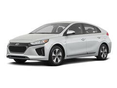 New 2019 Hyundai Ioniq EV Electric Hatchback Auburn MA
