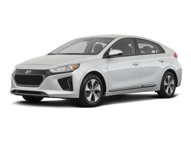 New 2019 Hyundai Ioniq EV Electric Hatchback Danbury, CT
