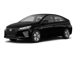 2019 Hyundai Ioniq Hybrid Blue Hatchback for sale in North Aurora, IL