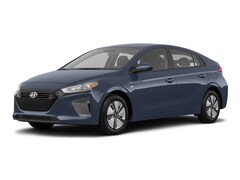 New 2019 Hyundai Ioniq Hybrid Blue Hatchback KU118835 in Hackettstown, NJ