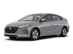 New 2019 Hyundai Ioniq Hybrid Blue Hatchback KU118833 in Hackettstown, NJ