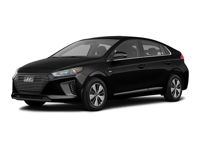 2019 Hyundai Ioniq Plug In Hybrid Hatchback Digital