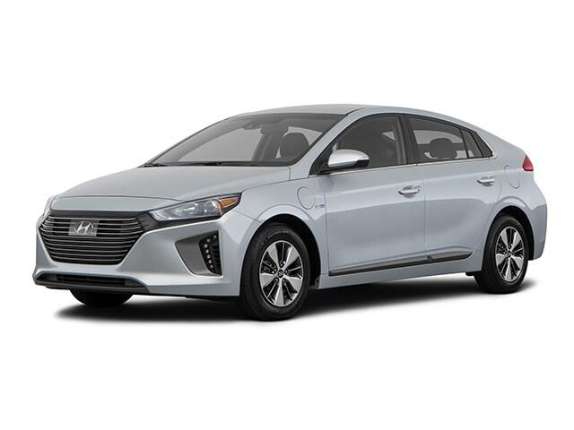 2019 Hyundai Ioniq Plug In Hybrid Hatchback Digital