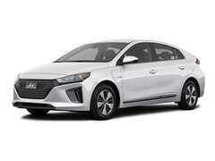 New 2019 Hyundai Ioniq Plug-In Hybrid Base Hatchback in Hackettstown, NJ