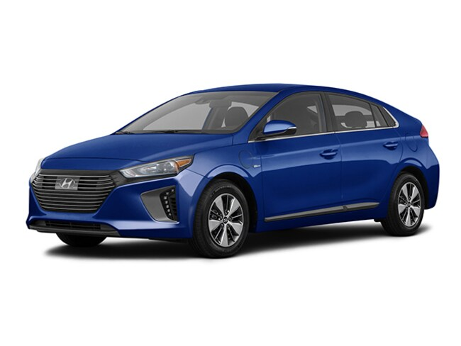 New 2019 Hyundai Ioniq Plug-In Hybrid Base Hatchback in Stamford, CT