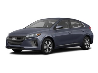 New 2019 Hyundai Ioniq Plug-In Hybrid Base Hatchback in Raynham, MA