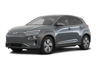 New 2019 Hyundai Kona EV SEL Utility in Torrington CT