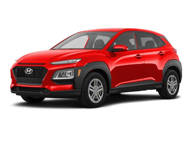 New 2019 Hyundai Kona SE SUV Concord, North Carolina