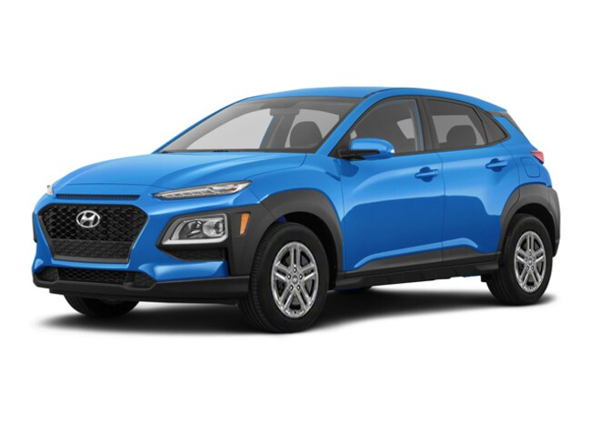 New 2019 Hyundai Kona SE SUV in Huntington Beach