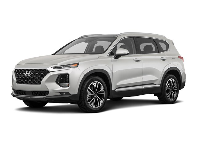 New 2019 Hyundai Santa Fe Limited 2.4 SUV for Sale in Pharr, TX