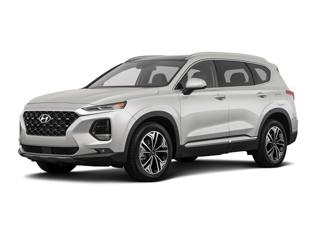 New 2019 Hyundai Santa Fe Limited 2.4 SUV in Garden Grove