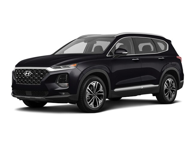 New 2019 Hyundai Santa Fe Limited 2.4 SUV for Sale in Gilroy CA