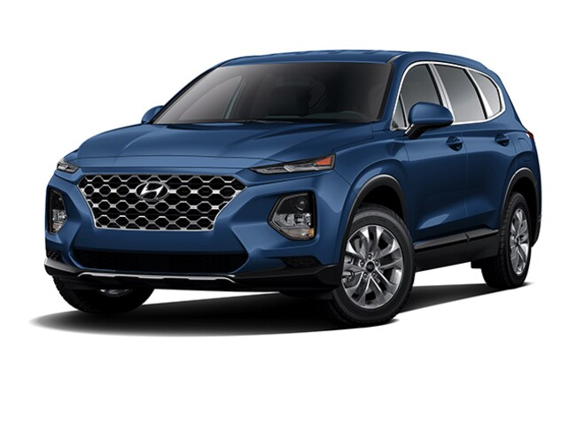New 2019 Hyundai Santa Fe SE 2.4 SUV for sale near Atlanta
