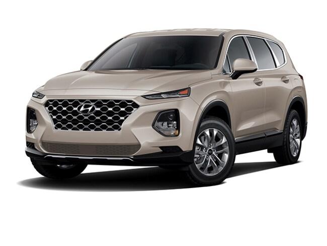New 2019 Hyundai Santa Fe SE 2.4 SUV in Meriden