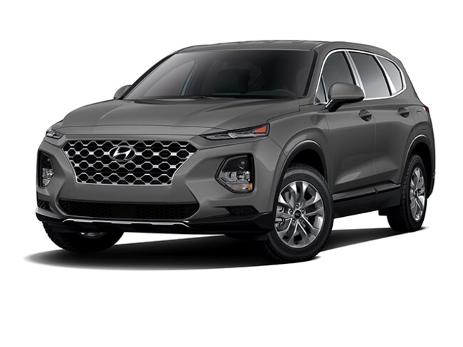 New 2019 Hyundai Santa Fe SE 2.4 SUV in Grand Rapids, MI