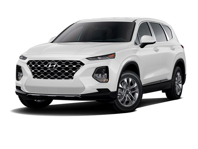 New 2019 Hyundai Santa Fe SE 2.4 SUV in Stamford, CT