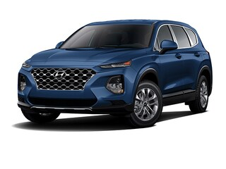 New 2019 Hyundai Santa Fe SE SUV for sale near you in Auburn, MA