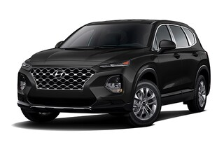 New 2019 Hyundai Santa Fe SUV North Attleboro Massachusetts