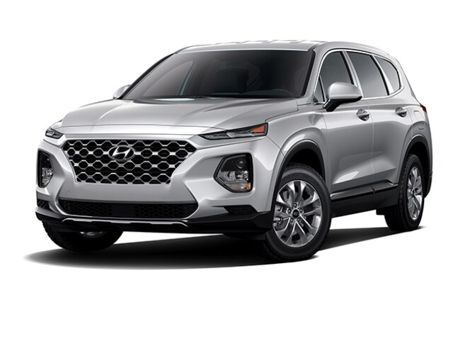 New 2019 Hyundai Santa Fe SE 2.4 SUV near Salt Lake City