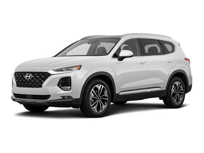New 2019 Hyundai Santa Fe Ultimate 2.4 FWD SUV in St. Louis, MO