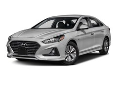New 2019 Hyundai Sonata Hybrid SE 2.0L Sedan in Fresno, CA