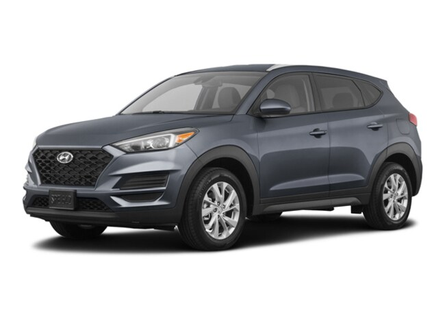 New 2019 Hyundai Tucson SE SUV in Huntington Beach