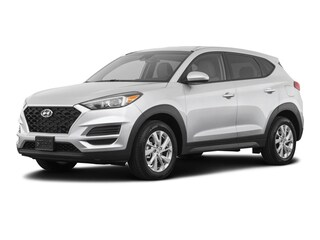 New 2019 Hyundai Tucson SE SUV KU900980 in Winter Park, FL