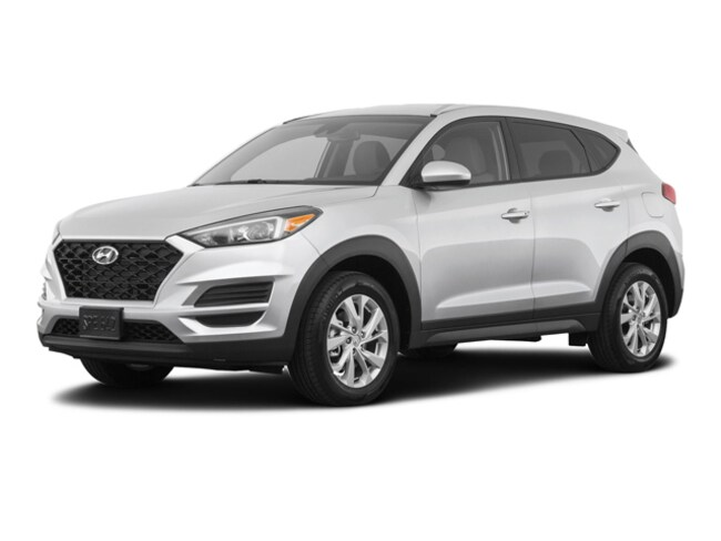New 2019 Hyundai Tucson SE SUV for sale in Dublin, CA
