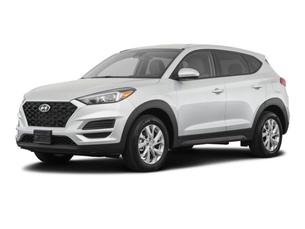 New 2019 Hyundai Tucson SUV Molten Silver For Sale in Fresno