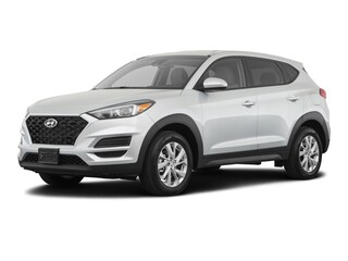 New 2019 Hyundai Tucson SE SUV KU029663 in Winter Park, FL