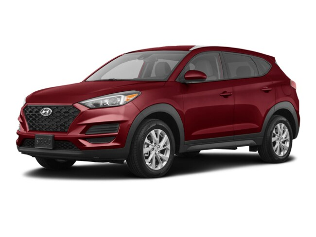 New 2019 Hyundai Tucson SE SUV in Hackettstown, NJ